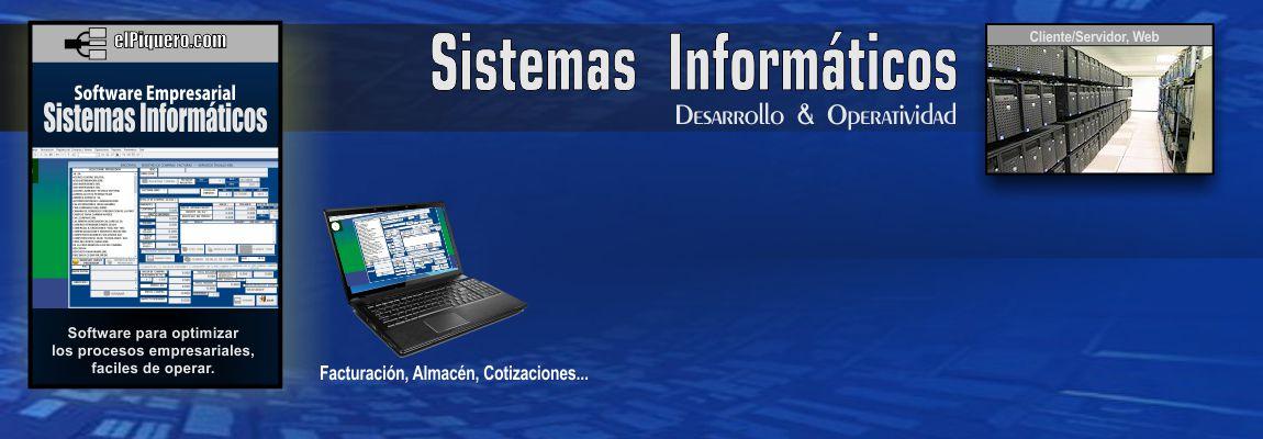 Servicio de Desarrollo de Software y Sistemas Informaticos Empresarial