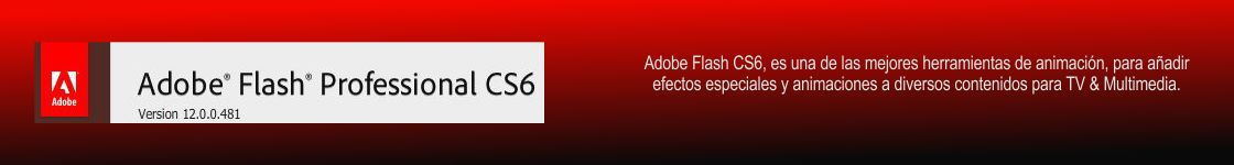 Aprende a Crear Animaciones con Adobe Flash CS6