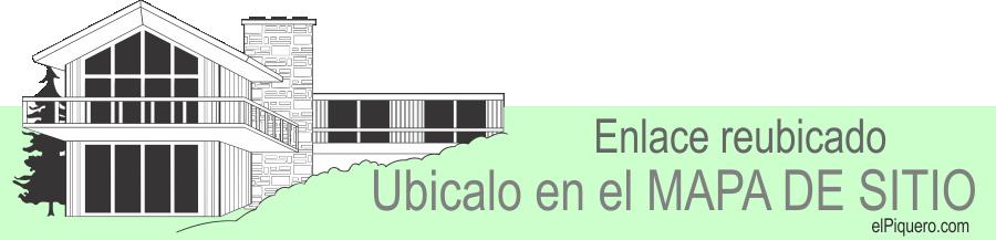 Mapa del Sitio de elPiquero.com