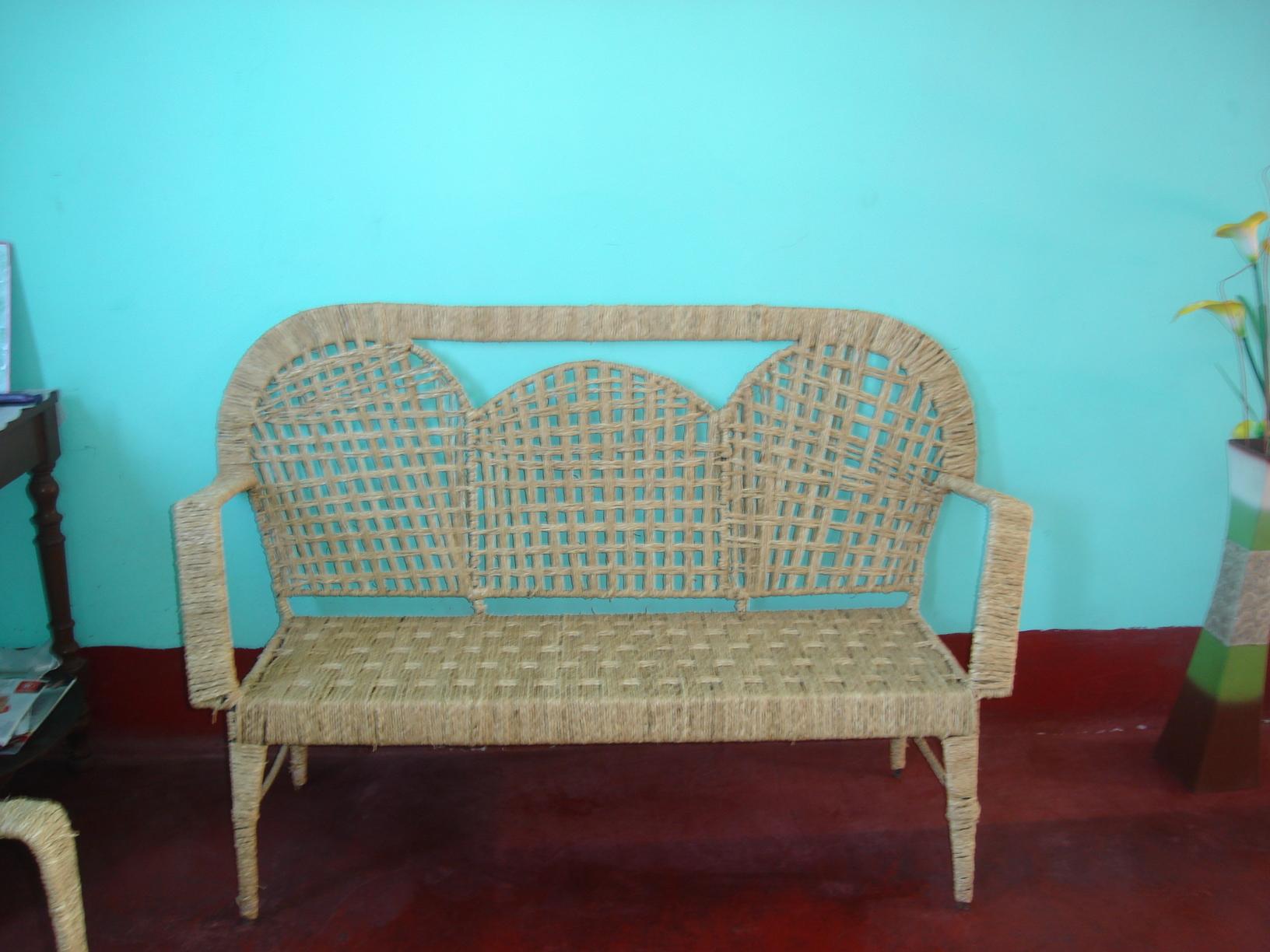 Muebles de Junco en Oferta, 500 soles - elPiquero.com